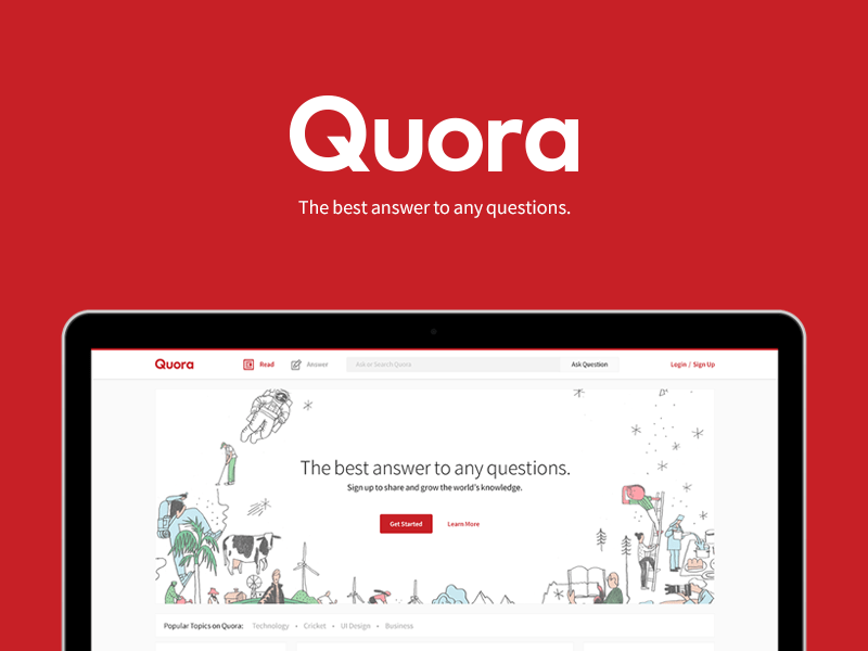 HOW TO PROMOTE YOUR BLOG POSTS ON QUORA?